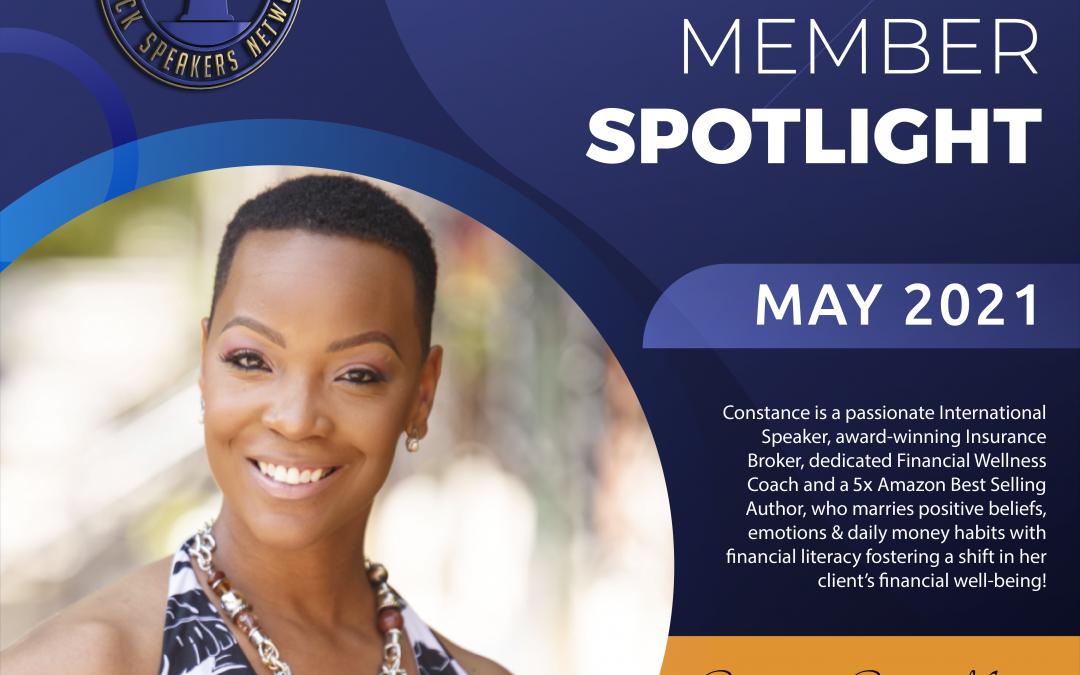 Member Spotlight: Constance Craig Mason