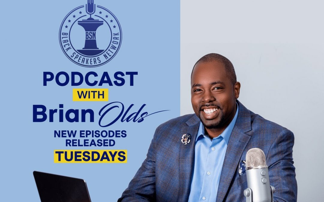 """Black Speakers Network EP5: Building A Speaking Business with Your """"Powermate"""" (with Micca and Rio Watkins)"""