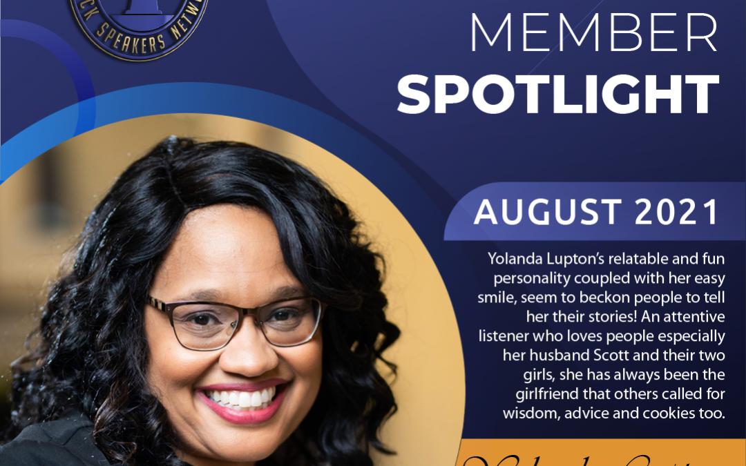 Member Spotlight: Yolanda Lupton
