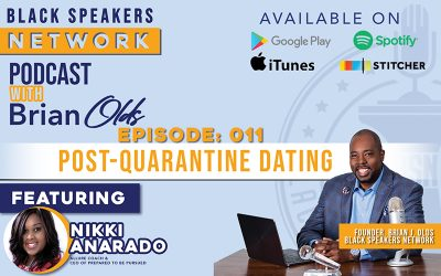 Black Speakers Network EP11: The Art of Creating Allure in Love and Business (with Nikki Aranado)